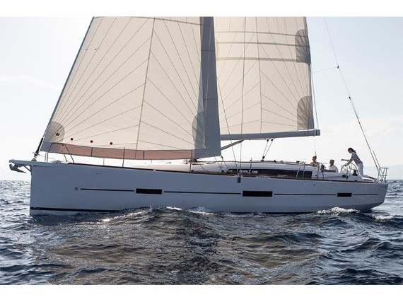 Bareboat Sail boat Dufour 460 4 cab Petra - NEW 2020! - details