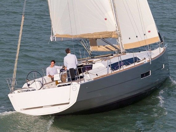 Bareboat Sail boat Dufour 382 GL Major Tom - BT - details