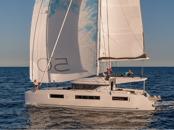 Mit Crew Catamaran Lagoon 50 Zuzo 1 - NEW IN FLEET! - details